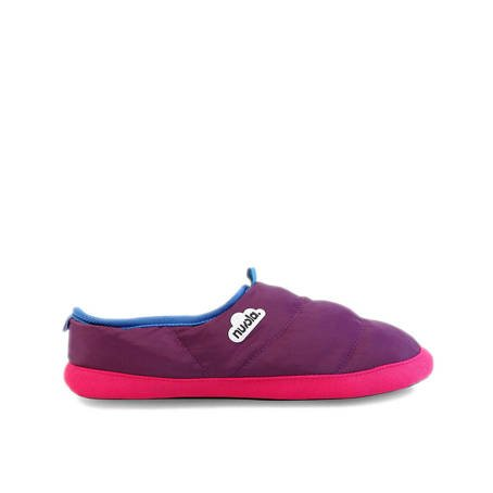 Hausschuhe NUVOLA Classic Party Purple K