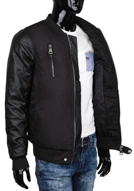 Herrenjacke CIPO BAXX CJ175 BLACK