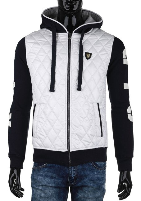 Herrenjacke CJ180-WHITE CIPO BAXX