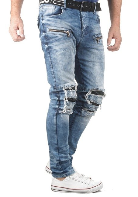 Herrenjeans CIPO BAXX CD343