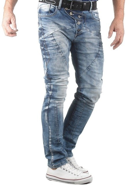 Herrenjeans CIPO BAXX CD346