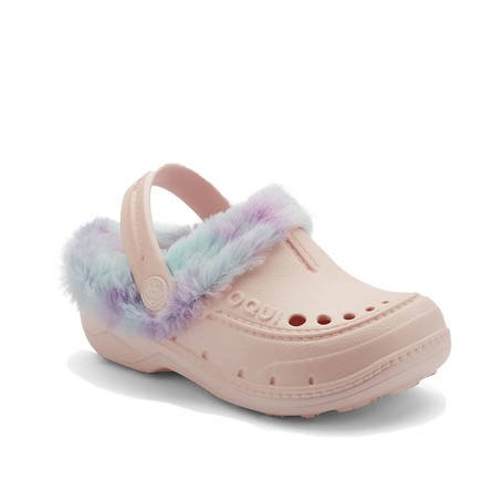 Mädchenclog COQUI Candy pink/rainbow