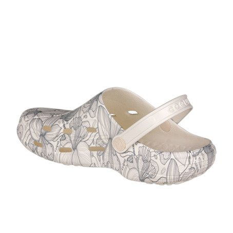 Sandalen COQUI TINA Pearl blooming flowers