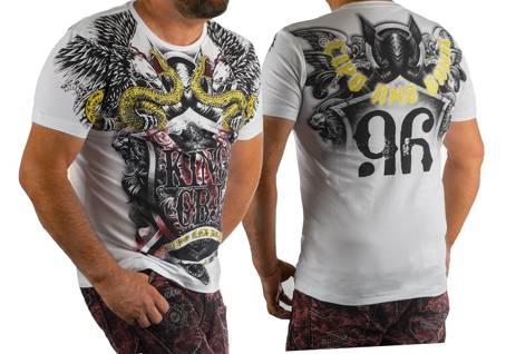 T-SHIRT CIPO BAXX CT598 WHITE