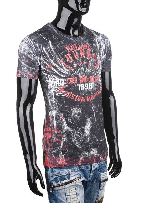 T-SHIRT CT280-BLACK CIPO BAXX