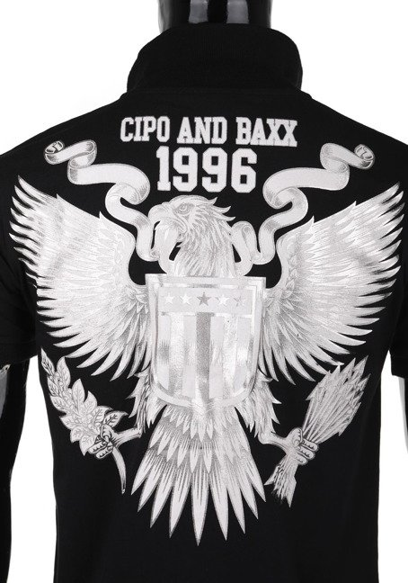 T-SHIRT CT403-BLACK CIPO BAXX