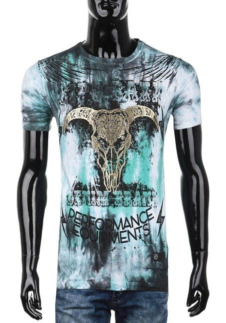T-SHIRT CT404-MINT CIPO BAXX