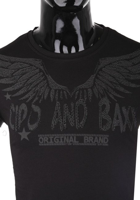 T-SHIRT CT411-BLACK CIPO BAXX